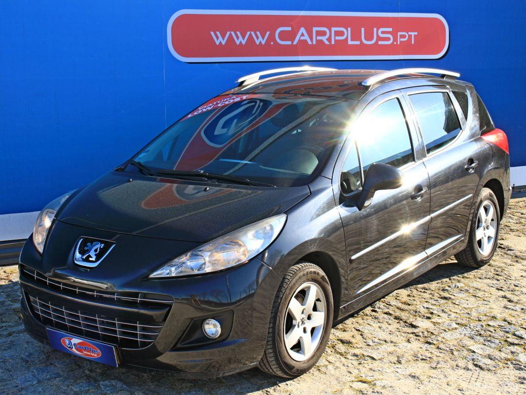 Peugeot 207 SW Sportium 1.4 VTi 95 segunda mão Porto