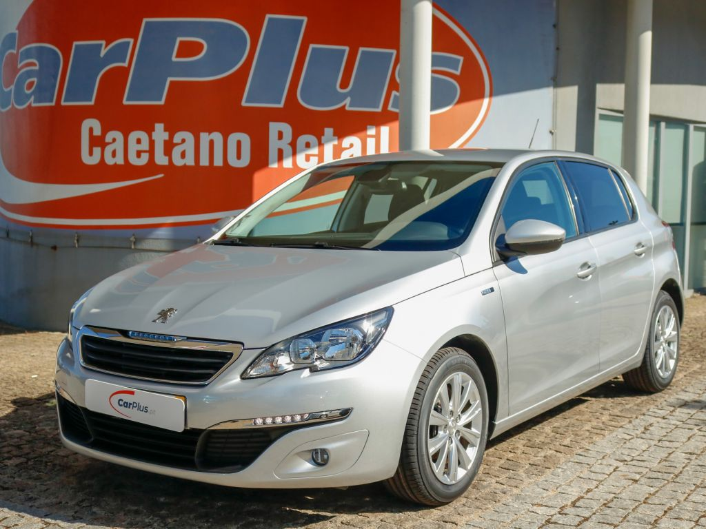 Peugeot 308 1.6 BlueHDi Style  segunda mão Lisboa