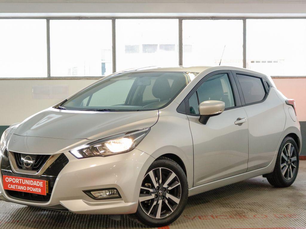 Nissan Micra 0.9 IG-T 66 kW (90 CV) S&S ACENTA NC usada Lisboa