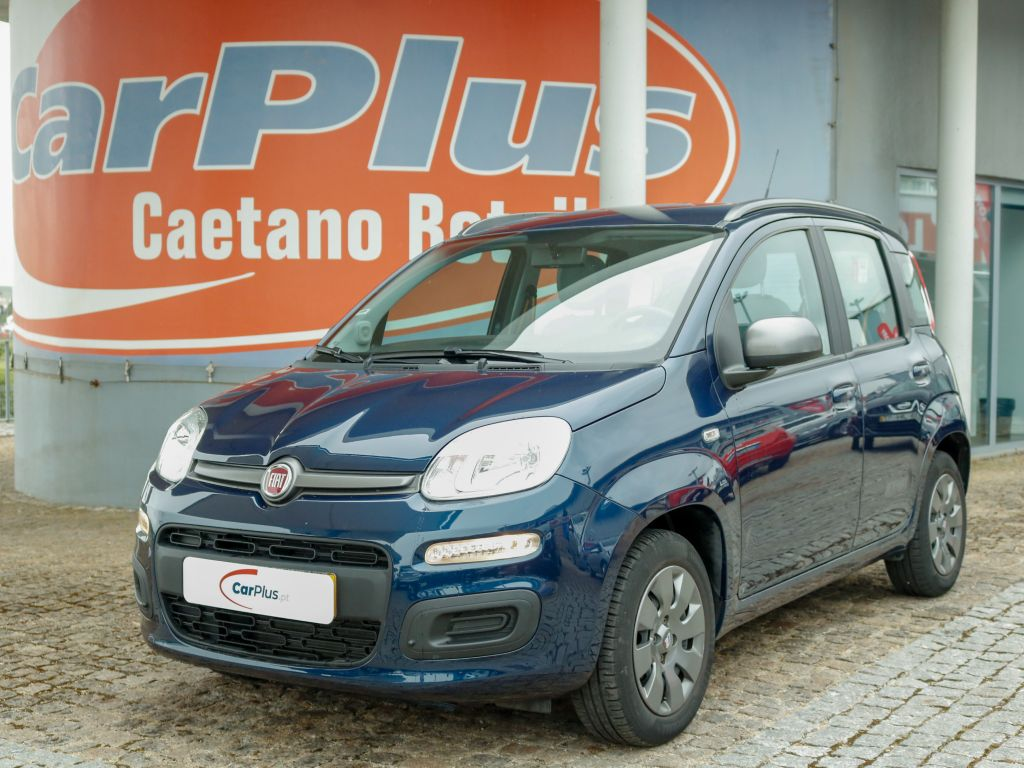 Fiat Panda 1.2 69cv K-Way segunda mão Lisboa