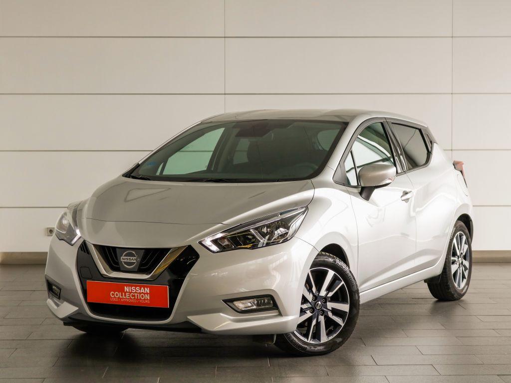 Nissan Micra 1.5dCi 66 kW (90 CV) S&Acenta+ usada Setúbal