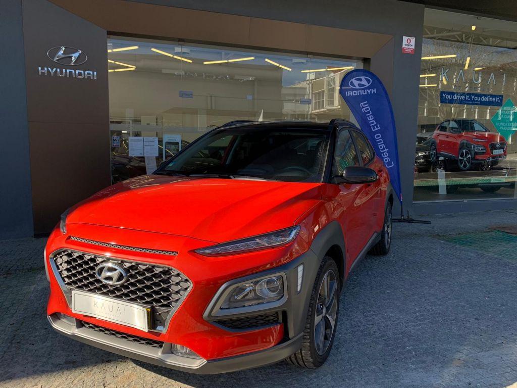 Hyundai Kauai 1.6 T-GDi Premium 4X4 7DCT usada Porto