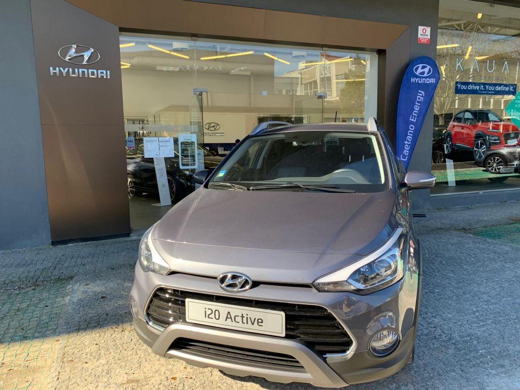Hyundai i20 ACTIVE 1.4 5 P GLS CRDi COMFORT NAVI  usada Porto