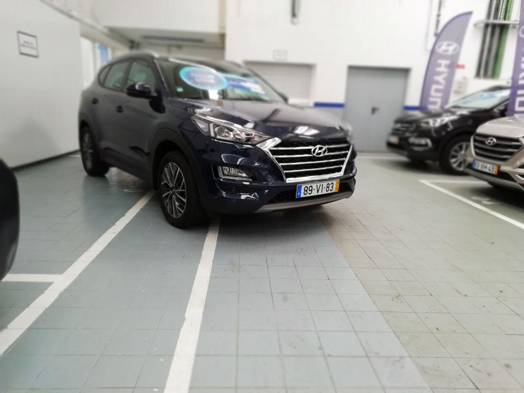 Hyundai Tucson 1.6 CRDi MY19 Premium usada Porto