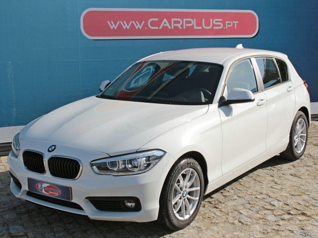 BMW Serie 1 116 D Advantage GPS + Full Lead segunda mão Porto