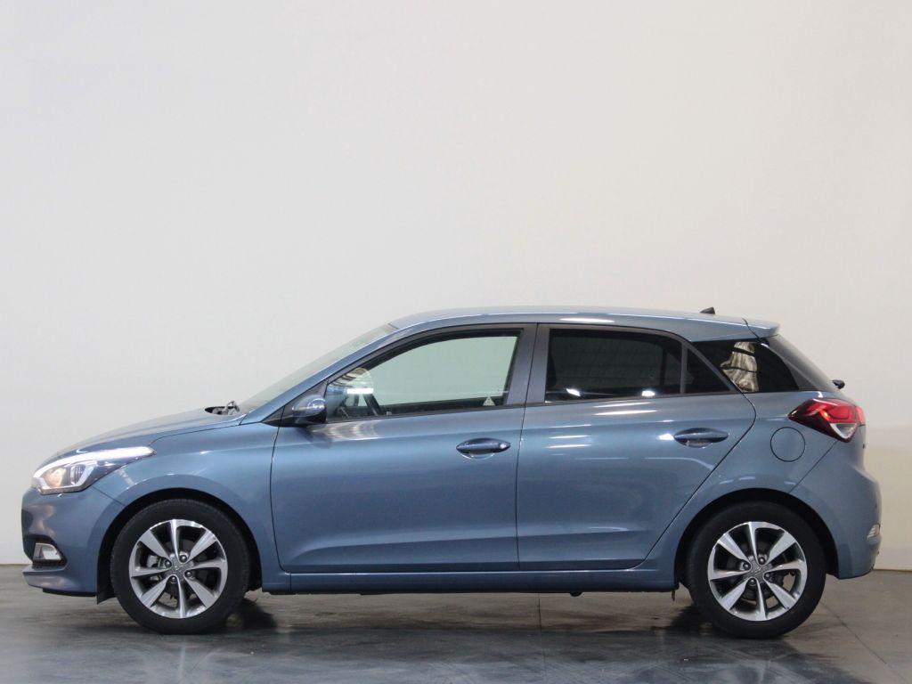 Hyundai i20 1.2 84Cv Comfort usada Porto