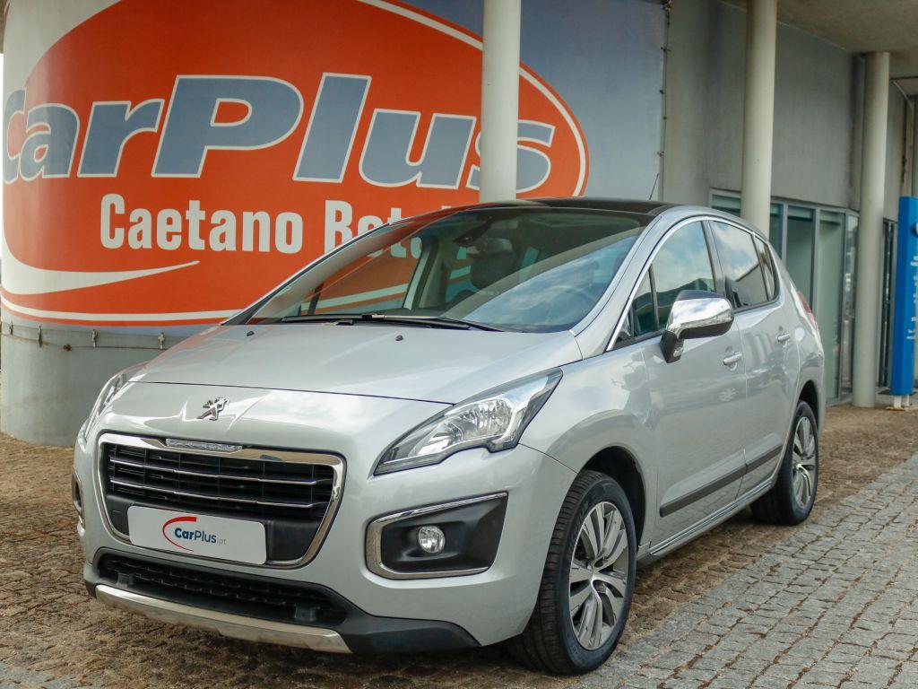 Peugeot 3008 1.6 HDi Allure segunda mão Lisboa