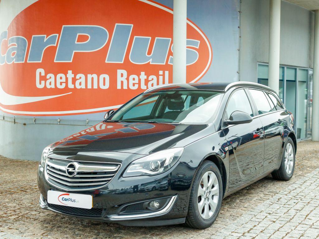 Opel Insignia 2.0 CDTi 140cv S/Executive ST segunda mão Lisboa