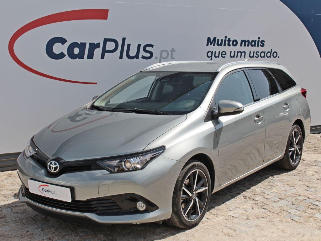 Toyota Auris 1.2T Comfort Pack Techno Pack Sport TS segunda mão Braga