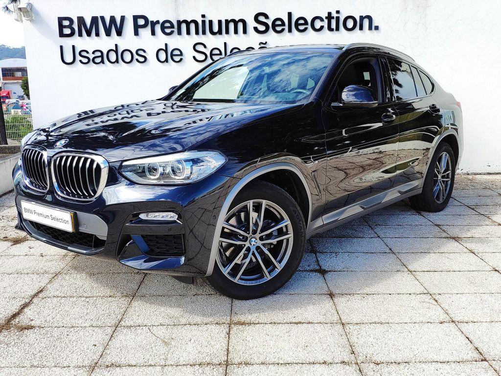 BMW X4 xDrive20d Auto Pack M usada Lisboa