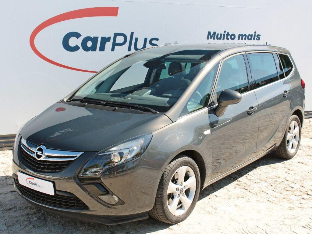 Opel Zafira Tourer 2.0CDTi 165cv Cosmo segunda mão Porto