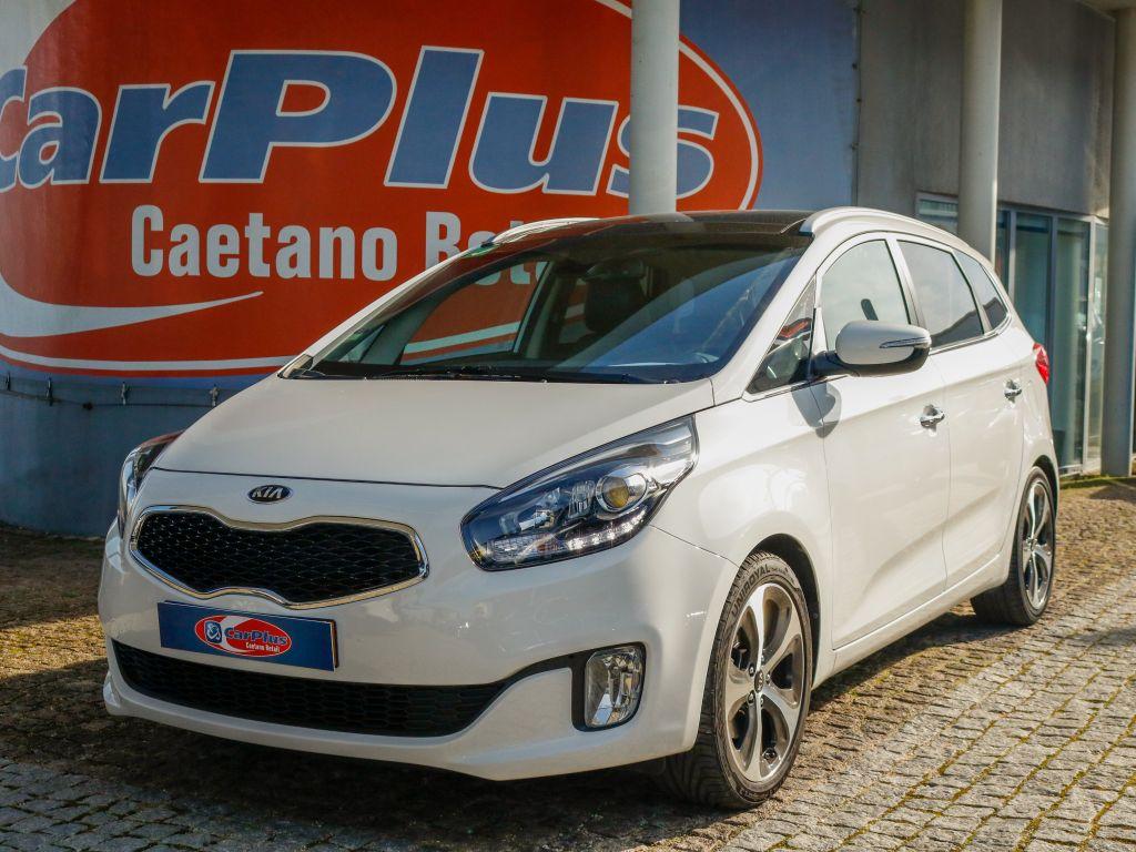 Kia Carens 1.7 CRDi ISG TX 7DCT segunda mão Lisboa