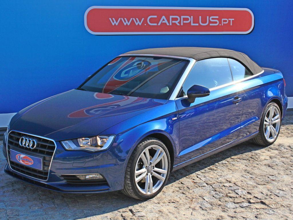 Audi A3 Cabrio 1.6 TDI Sport segunda mão Porto