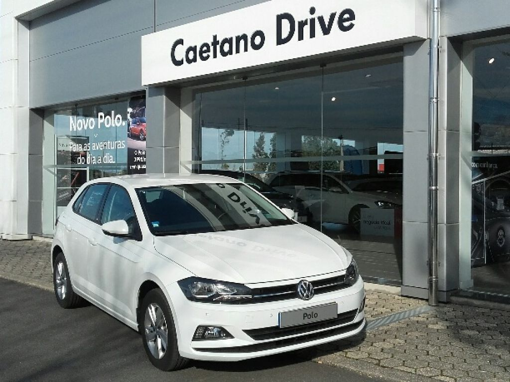 Volkswagen Polo 1.6 TDI 80cv Confortline usada Aveiro