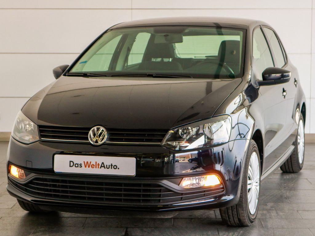 Volkswagen Polo 1.0 75 cv Trendline usada Setúbal