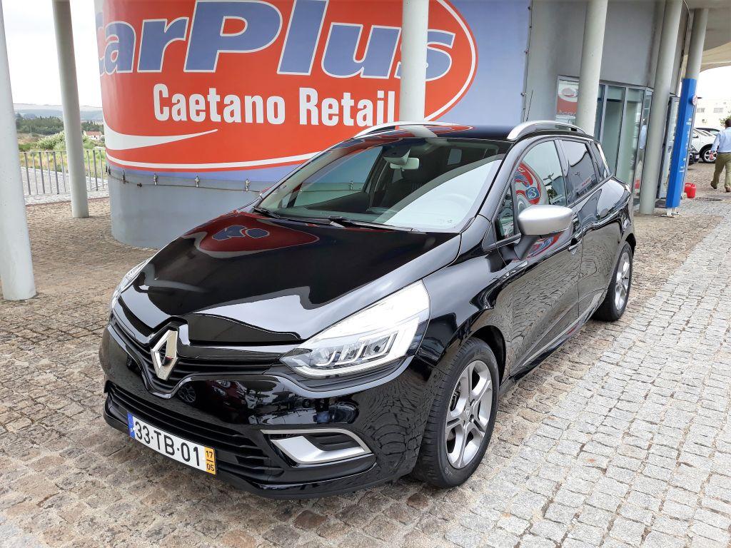 Renault Clio ST 1.5 dCi Energy 90 GT Line segunda mão Lisboa