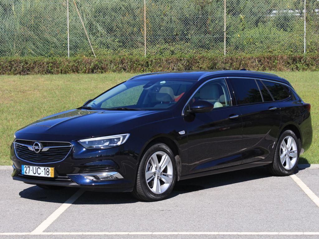 Opel Insignia 1.6 CDTI 136cv Innovation Caixa Aut. usada Porto