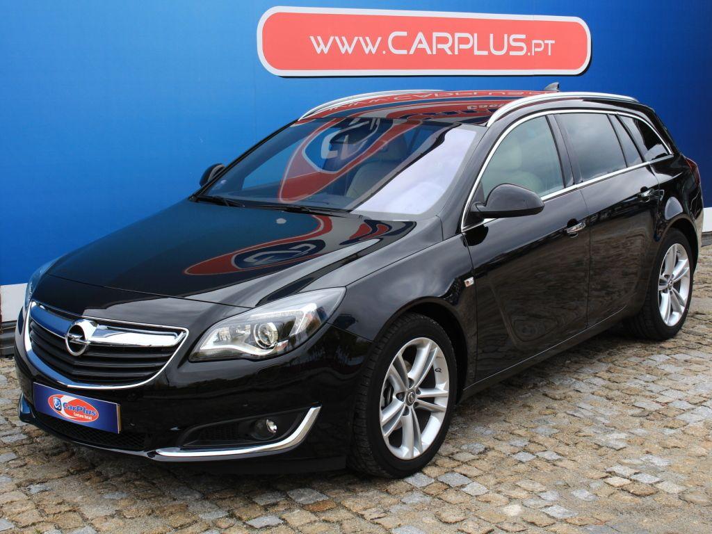 Opel Insignia 1.6 CDTi 136cv S/S Cosmo ST segunda mão Porto