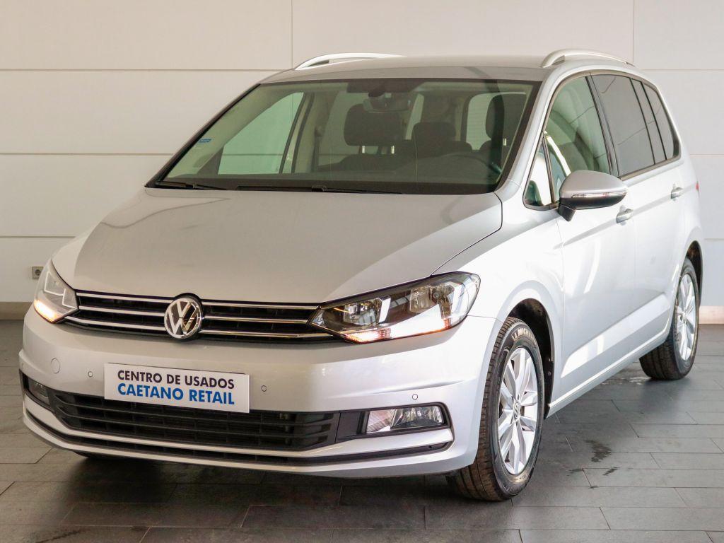 Volkswagen Touran 1.6 TDI CONFORTLINE usada Setúbal