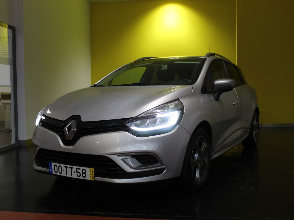 Renault Clio 1.5 dCi Energy 90 GT Line EDC usada Porto