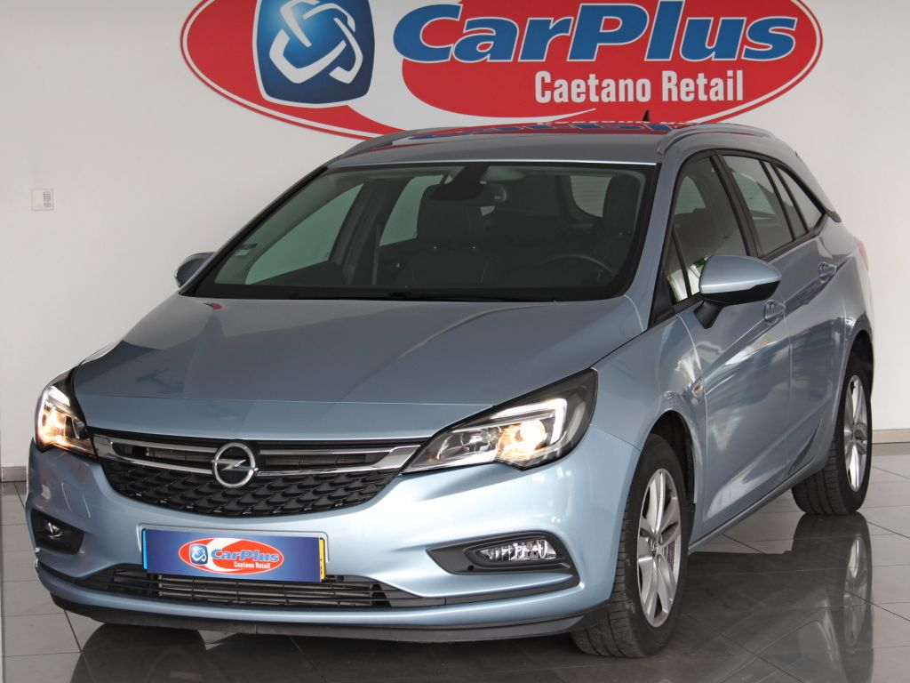 Opel Astra 1.6 CDTI 95cv Edition Sports Tourer segunda mão Braga