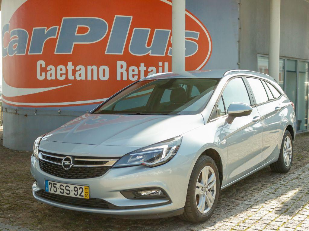 Opel Astra 1.6 CDTI 95cv Edition Sports Tourer segunda mão Lisboa