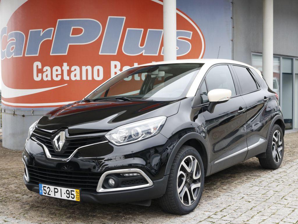 Renault Captur 1.5 dCi Exclusive segunda mão Lisboa