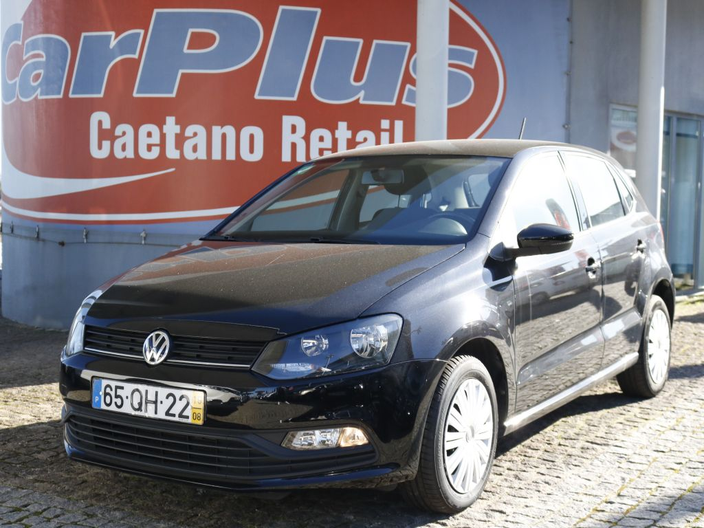 Volkswagen Polo 1.4 TDI 75 cv Trendline segunda mão Lisboa