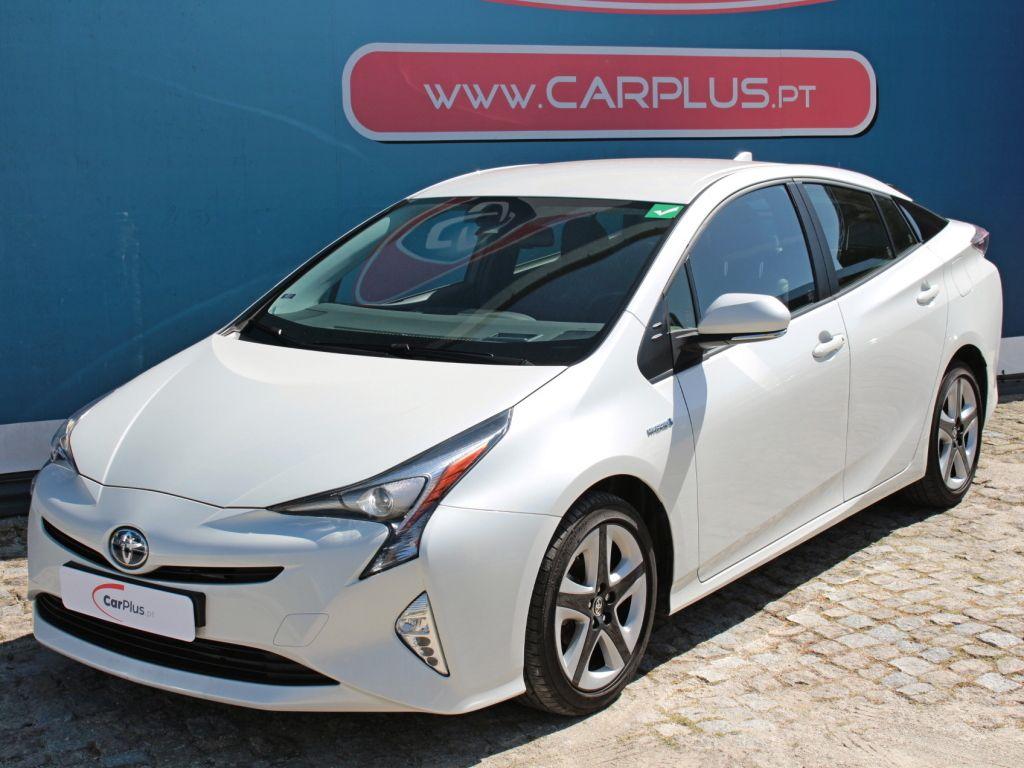 Toyota Prius Luxury Pele segunda mão Porto
