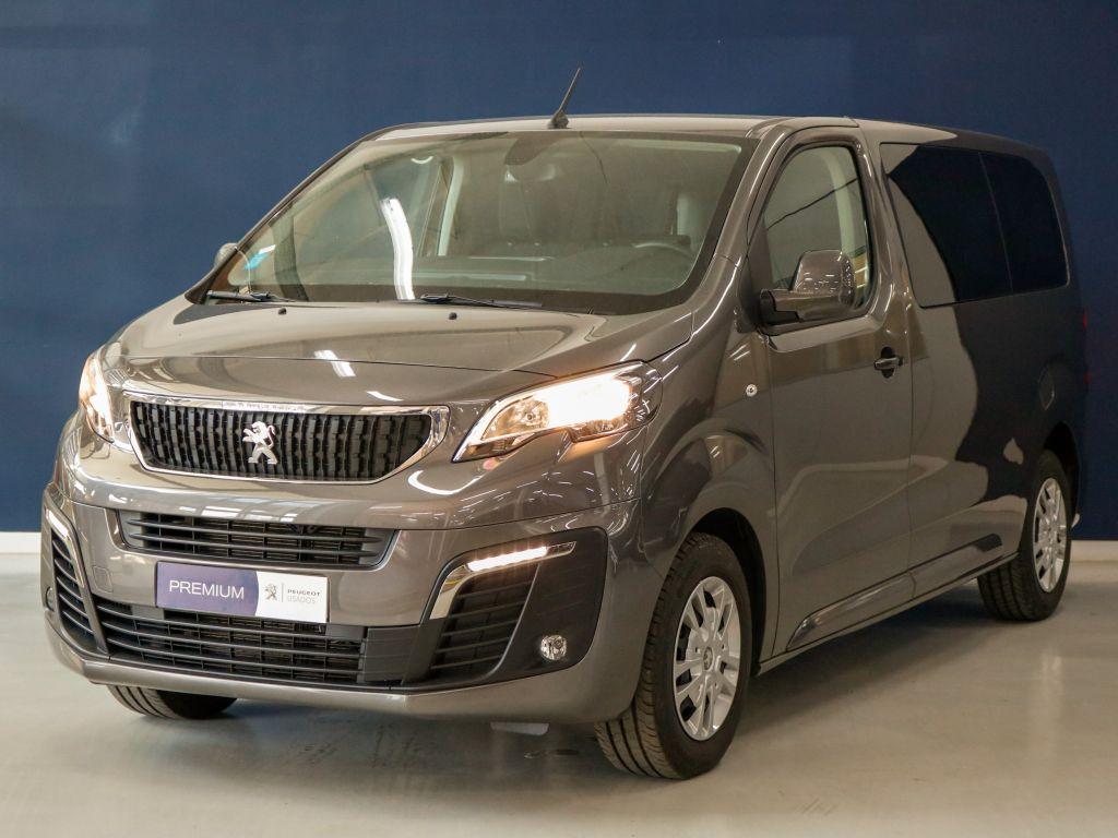 Peugeot Traveller 1.6 BlueHDi 115 CVM6 STANDARD BUSINESS usada Setúbal