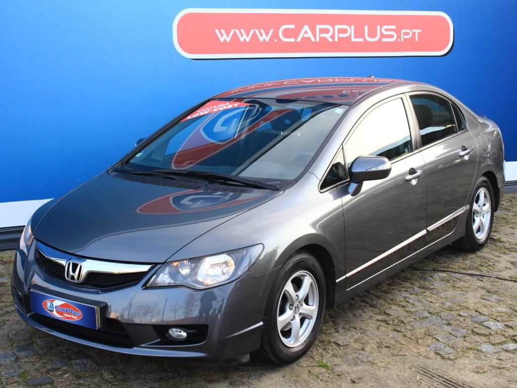 Honda Civic Hybrid Elegance segunda mão Braga