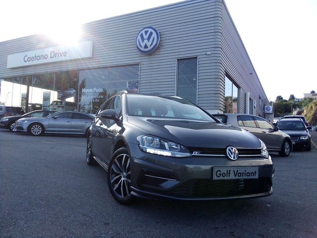Volkswagen Golf 1.6 TDI 115cv R-Line Variant usada Porto