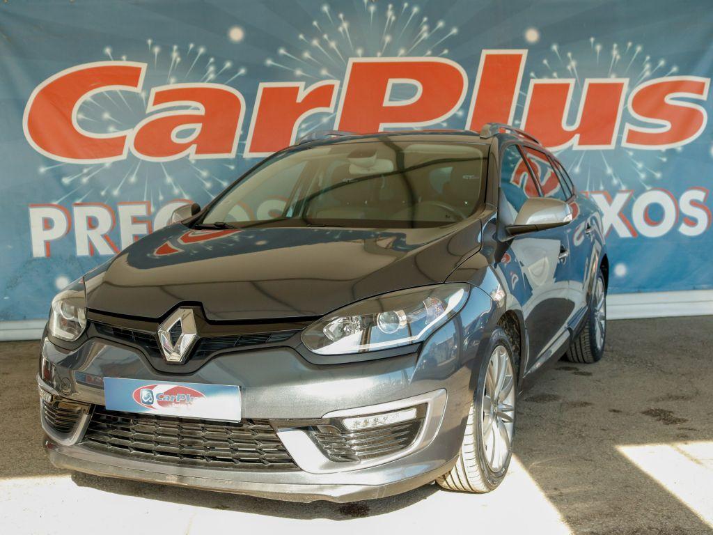 Renault Megane ST 1.6dCi 130cv S&S ECO2 Energy GT Line segunda mão Lisboa