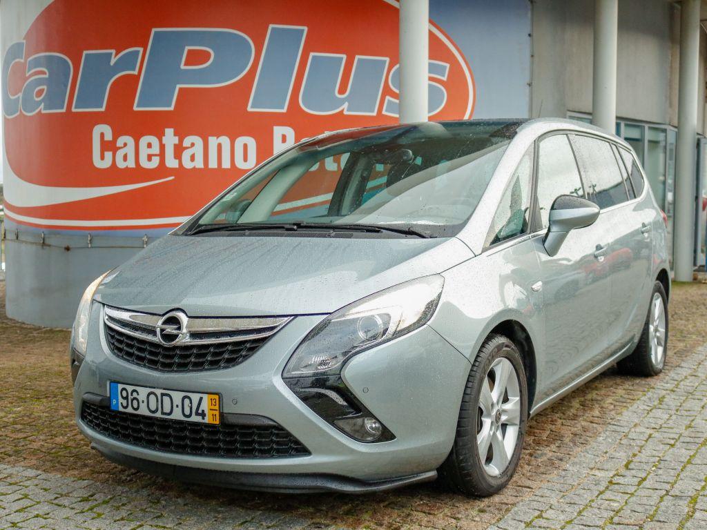 Opel Zafira Tourer 1.6CDTi 136cv SS Cosmo segunda mão Lisboa
