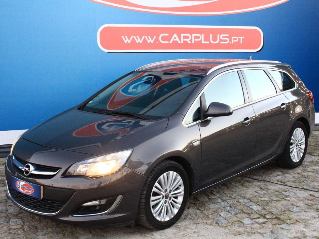 Opel Astra Sports Tourer 1.7 CDTI 130cv S/S Executi segunda mão Porto