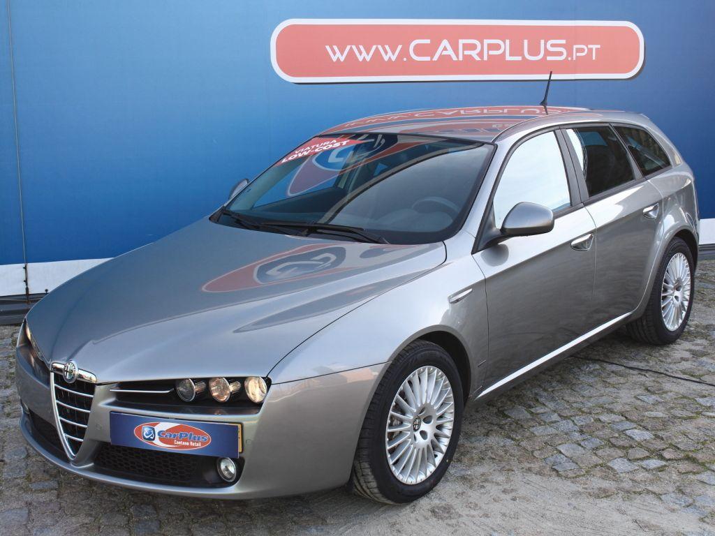 Alfa Romeo 159 1.9 JTDM 8V SPORTWAGON Executiva 120cv segunda mão Porto