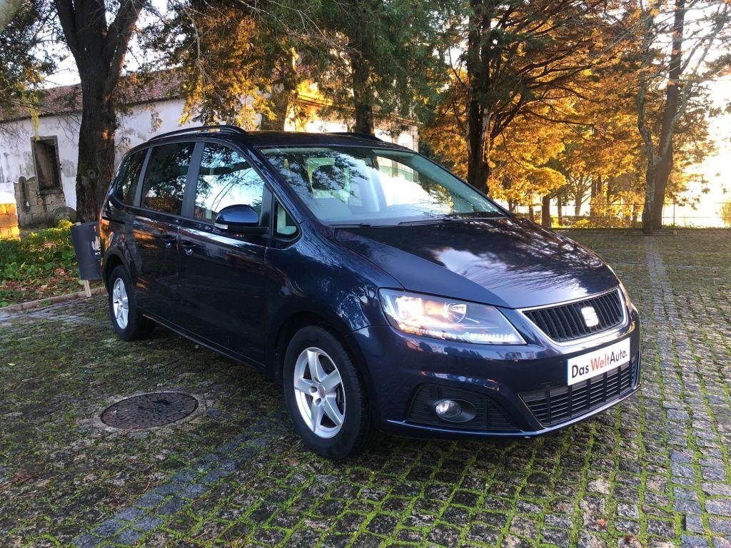 SEAT Alhambra 2.0 TDI CR 140cv Style DSG usada Castelo Branco