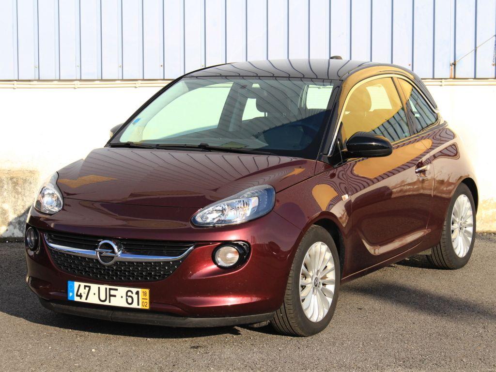 Opel Adam 1.2 70cv Start/Stop Glam usada Porto