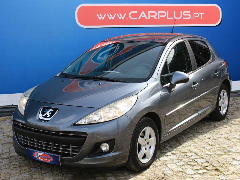 Peugeot 207 Sportium 1.4 HDi 70 segunda mão Porto