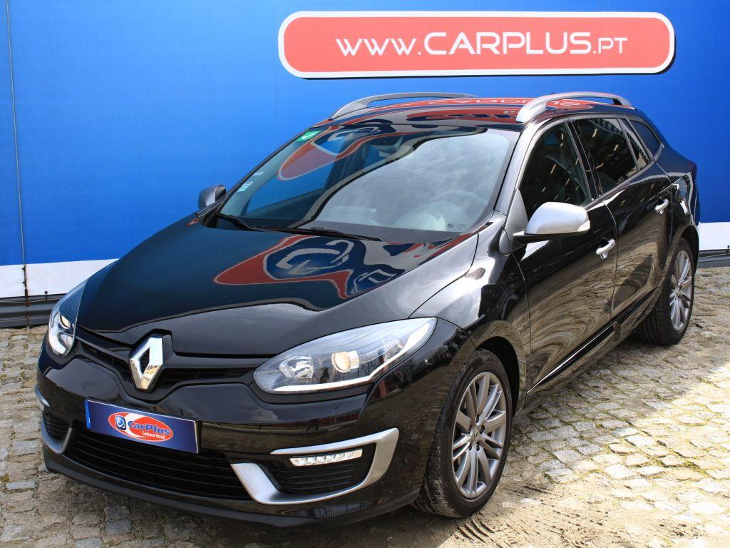 Renault Megane ST 1.6dCi 130cv S&S ECO2 Energy GT Line segunda mão Porto