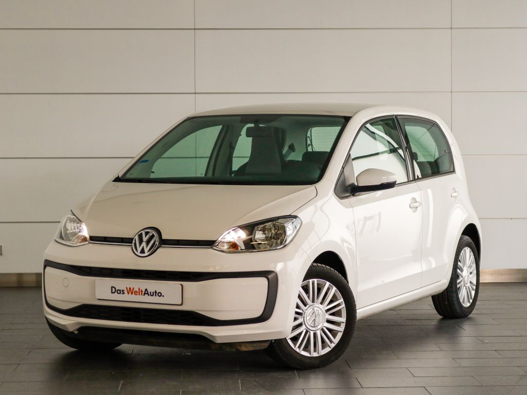 Volkswagen up! 1.0 60cv Move up BlueMotion Tech usada Setúbal