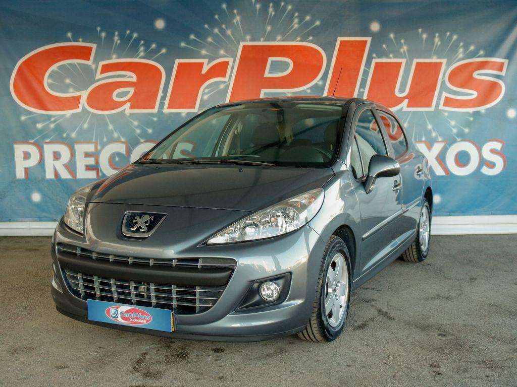Peugeot 207 Active 1.4 HDi 70 segunda mão Lisboa