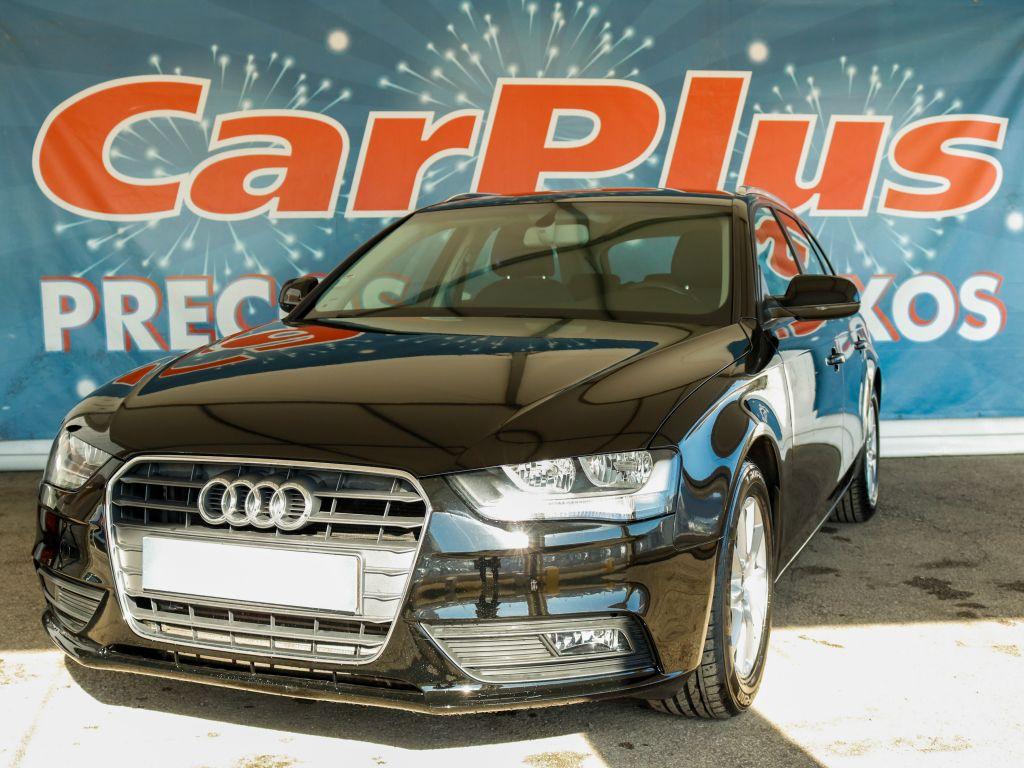 Audi A4 2.0 TDI 136 cv Advance Avant segunda mão Lisboa