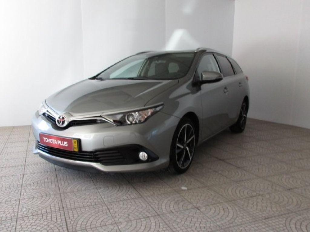 Toyota Auris Auris TS 1.4D Comfort + Techno + Pack Sport usada Coimbra