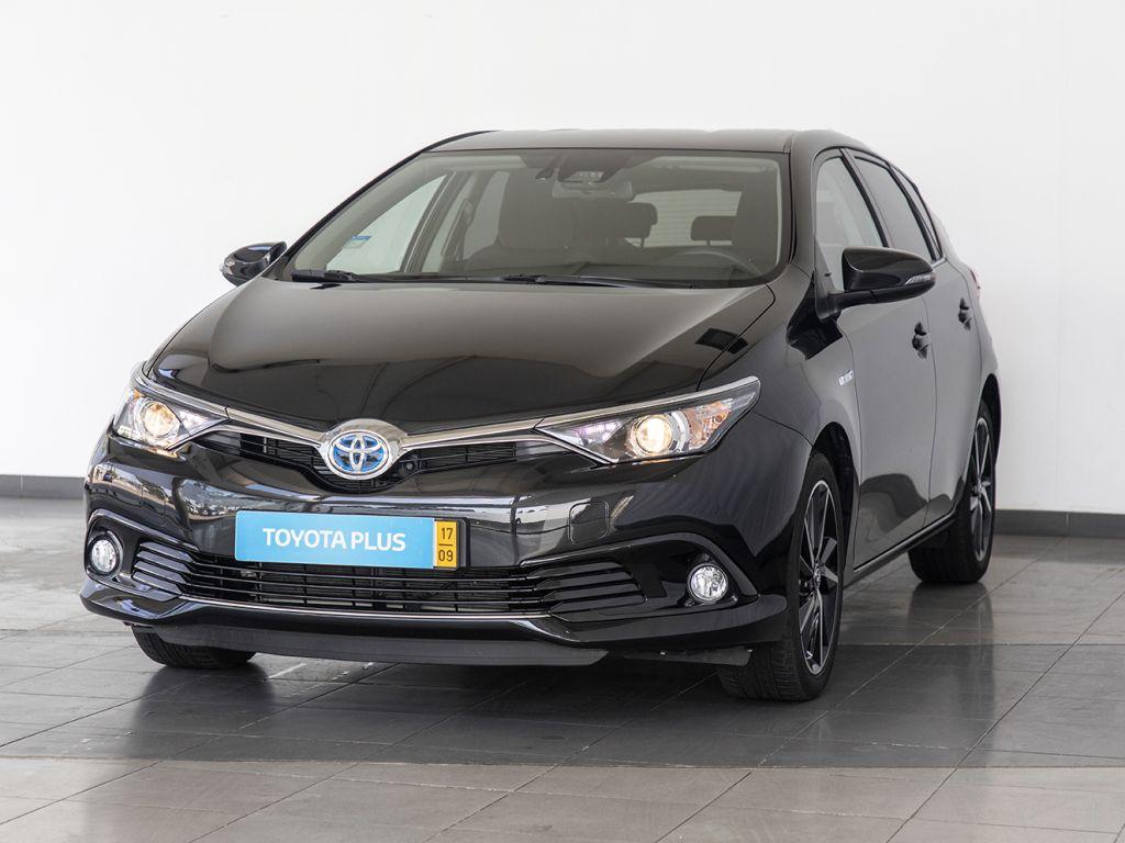 Toyota Auris  1.8 Hybrid Comfort + Techno + Pack  usada Aveiro