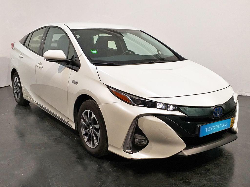Toyota Prius 1.8 Hybrid Plug-in Luxury + Pele usada Setúbal