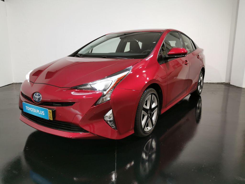 Toyota Prius 1.8 Hybrid Luxury + Pele usada Setúbal