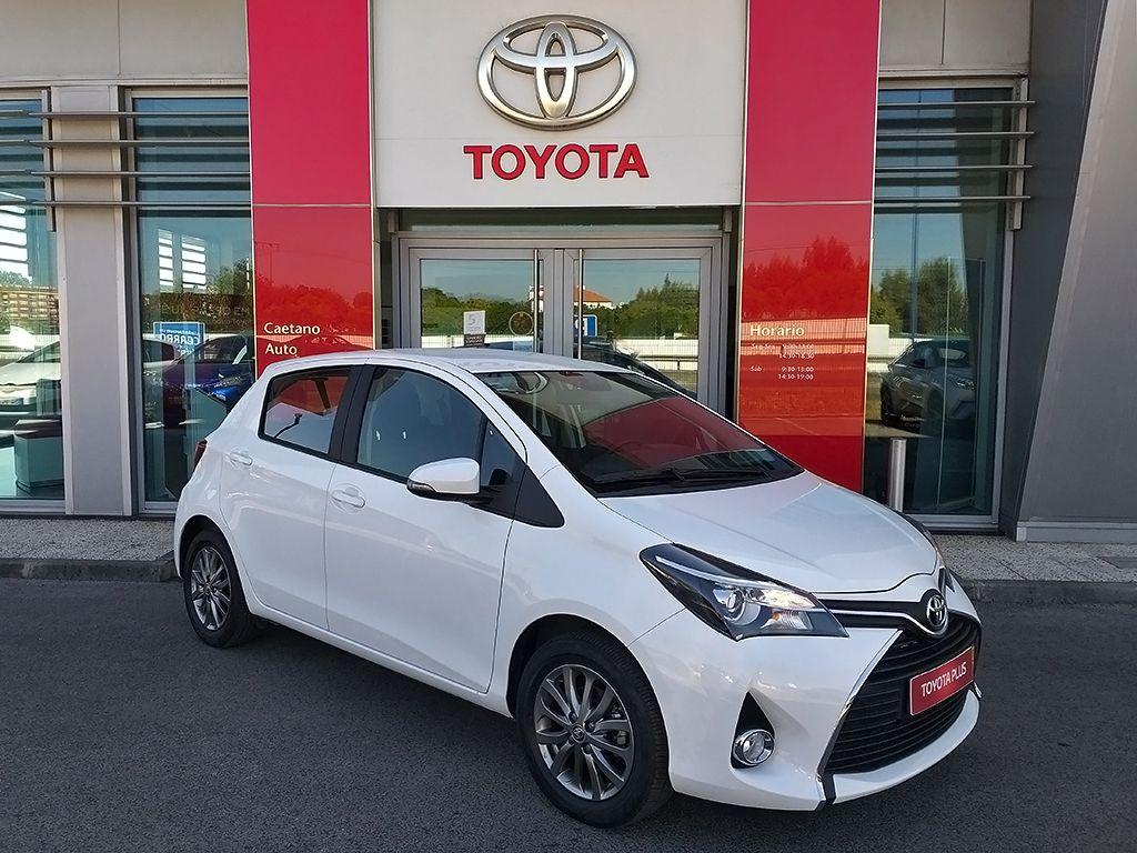 Toyota Yaris 1.0 Comfort+Pack Style usada Setúbal