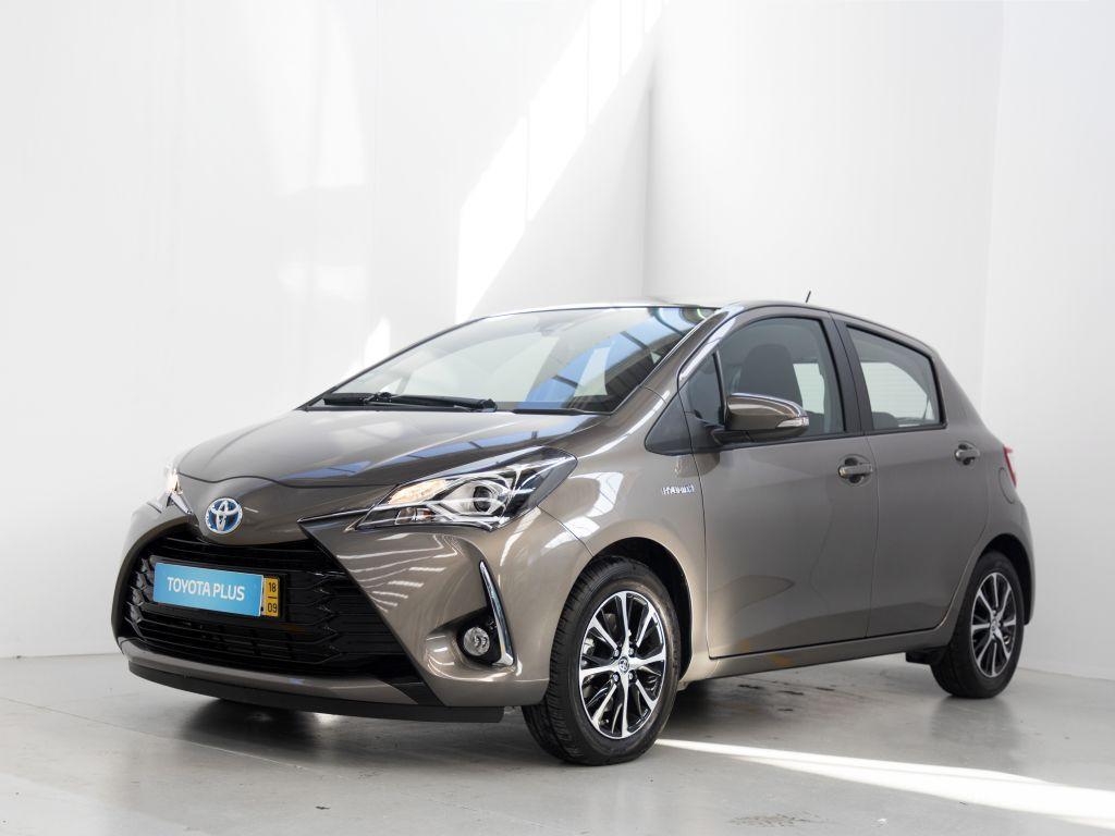 Toyota Yaris 1.5 Hybrid Comfort + Pack Style usada Portalegre