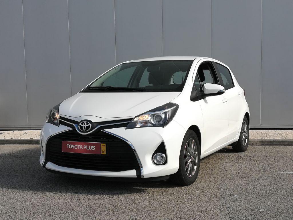 Toyota Yaris Yaris 1.0 5P Comfort + Pack Style usada Setúbal